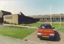 Kantoor van het Havenschap Vlissingen aan de Engelandweg. Foto gemaakt...