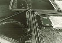 Luchtfoto van de kop van de Van Cittershaven met toekomstige...
