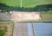 Bouwrijp maken terrein Beelen Recycling aan Zijkanaal C op de Axelse...