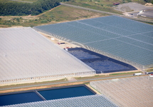 Uitbreiding kassen in het glastuinbouwgebied in de Autrichepolder aan...