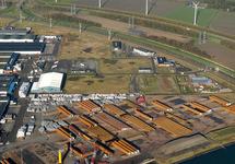 Terreinen tussen de Bijleveldhaven en de Westhofhaven te...
