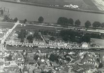 Sas van Gent met Zijkanaal H en zicht op de Oostkade.