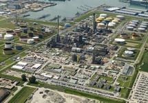 Onderhoudsstop bij Zeeland Refinery.