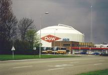 Bedrijfsterrein Dow Chemical. Foto gemaakt ten behoeve van het Port...