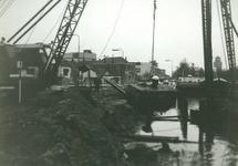 Herstel ingestorte kademuur aan de noordzijde van Zijkanaal A te...