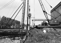 Vernieuwen van een damwand aan Zijkanaal D ter hoogte van graanhandel...