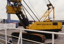 Kraan van Westerschelde BV Stevedoring Company.