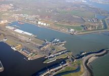 Buitenhaven Vlissingen.