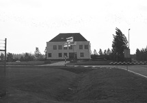 Kantoor van het Havenschap Terneuzen aan de Noorwegenweg.