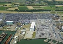 Ro-ro terminal van Cobelfret (C.RO Ports)