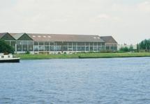 Glasfabriek Sas van Gent.