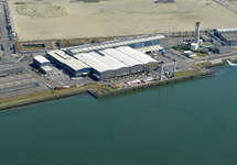 Bedrijven Century Aluminium en Scheepswerf Reimerswaal
