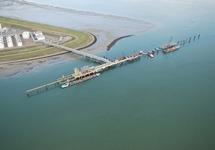 Aanleg 2e fase steiger Oiltanking aan de Mosselbanken in de...