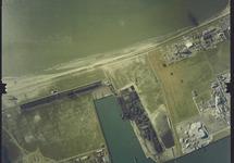Luchtfoto Vlissingen-Oost, Kaloothaven.