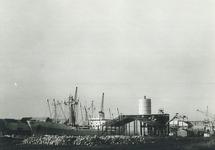 Bouwen van een nieuwe loods aan de Zuiderkanaalhaven ten behoeve van...