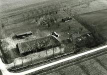 Serie boerderijen havengebied Vlissingen-Oost  Schelpkreekweg 1,...