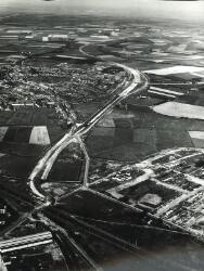 Luchtfoto Vlissingen-Oost.
