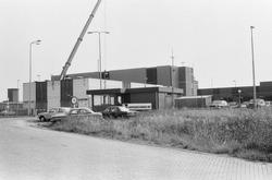 Kantoorgebouw van Broomchemie aan de Frankrijkweg in Terneuzen.