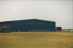Vestiging van Verbrugge Terminals aan de Engelandweg.
