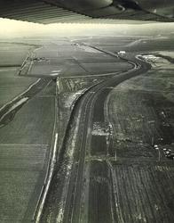 Provinciale weg Sloehaven langs Walcheren met ingang terrein N.V....