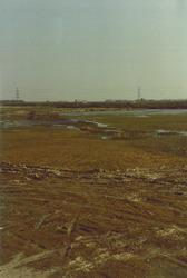 Terrein toekomstige Bijleveldhaven.