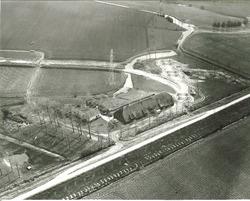 Serie boerderijen havengebied Vlissingen-Oost  Borsselsedijk 24,...