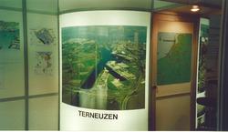 Gezamenlijke stand van Zeeland Seaports NV Haven van Vlissingen op...