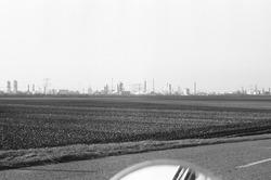 Vestiging van Dow Chemical in de Nieuw-Neuzenpolder.