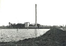Fabriek Suiker Unie te Sas van Gent.