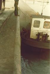 Gritstralen Buitenhaven (HV 61).
