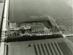 Serie boerderijen havengebied Vlissingen-Oost  Quarlespolderweg 15,...