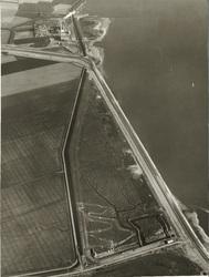Geulen in de Kaloot te Vlissingen-Oost.