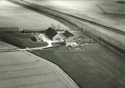 Serie boerderijen havengebied Vlissingen-Oost  Zuidersloepolder...