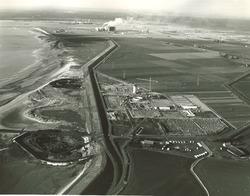 Bouw centrales voor PZEM met buitendijks de bouwputten voor de in- en...