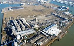 Sloop van gebouwen voormalig Zalco (Zeeland Aluminium Company)