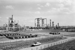 Fabriek van Dow Chemical in de Nieuw-Neuzenpolder.