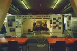 Stand Havenschap Vlissingen op Europort Tentoonstelling te Amsterdam...
