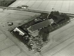 Serie boerderijen havengebied Vlissingen-Oost  Pachter J.C. Zandee...
