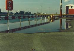 Wateroverlast kop Bijleveldkade.