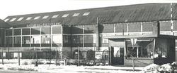 Vestiging van Glasfabriek Sas van Gent te Sas van Gent.