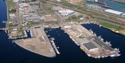 Eerste en Tweede Binnenhaven Vlissingen