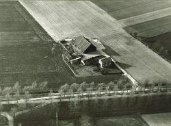 Serie boerderijen havengebied Vlissingen-Oost  Binnendijk 1,...