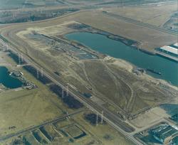Luchtfoto Scaldiahaven te Vlissingen-Oost.
