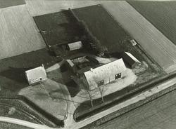 Serie boerderijen havengebied Vlissingen-Oost  Krukweg, Vlissingen...