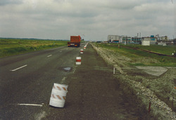 Verbreding Europaweg-Zuid (HV 102).