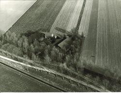 Serie boerderijen havengebied Vlissingen-Oost  Binnendijk 4,...