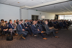 Intermodal event in Hampshire hotel in Terneuzen om verladers,...