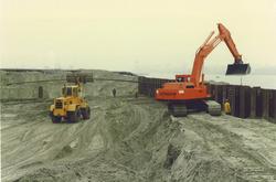 Ophoging terrein Heerema / THC - HV 69.
