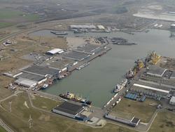 Luchtfoto Bijleveldhaven.