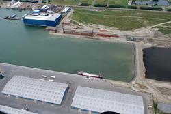 Sea-invest/zuidnatie containerproject scaldiahaven
